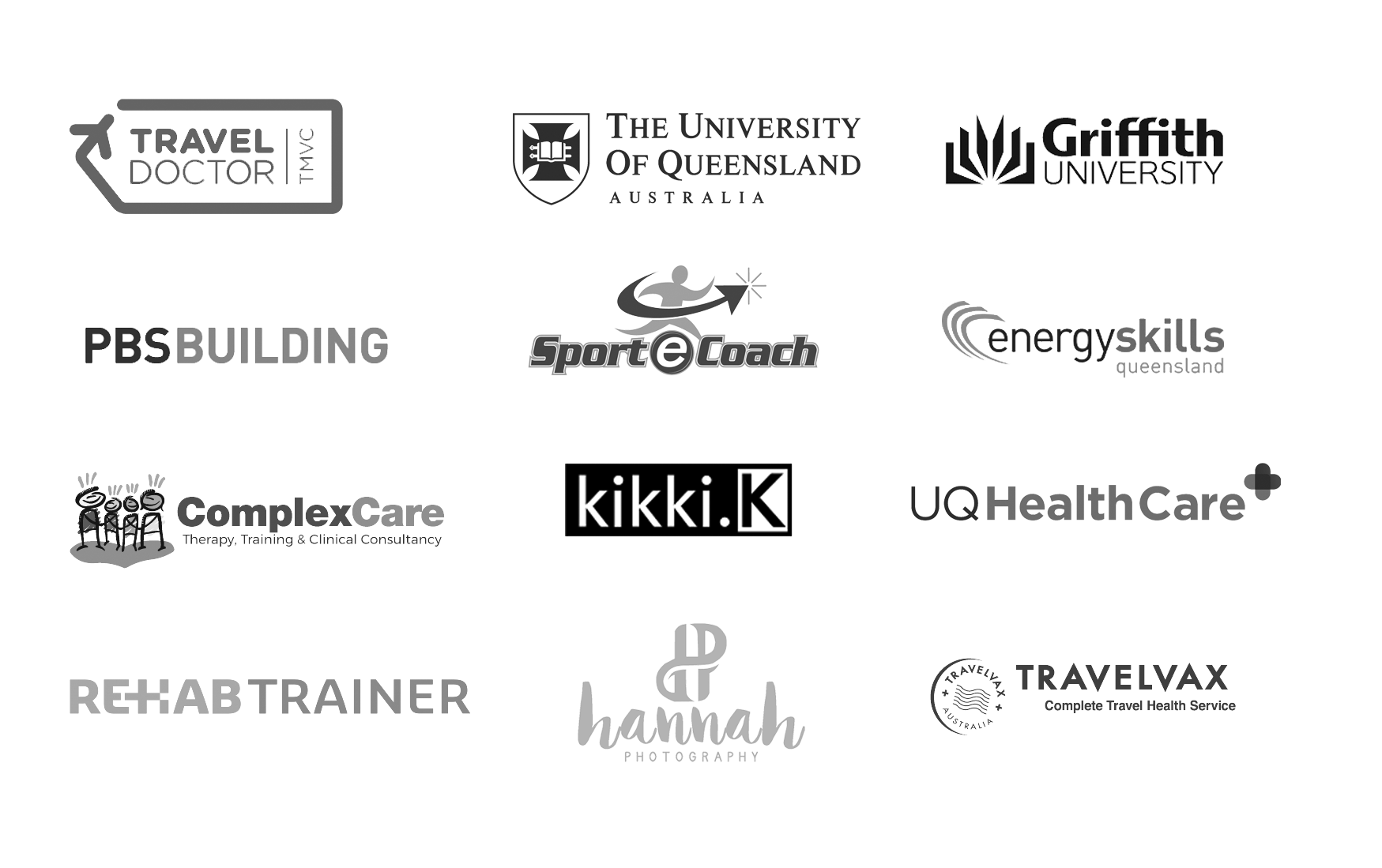 some of our proud partnerships